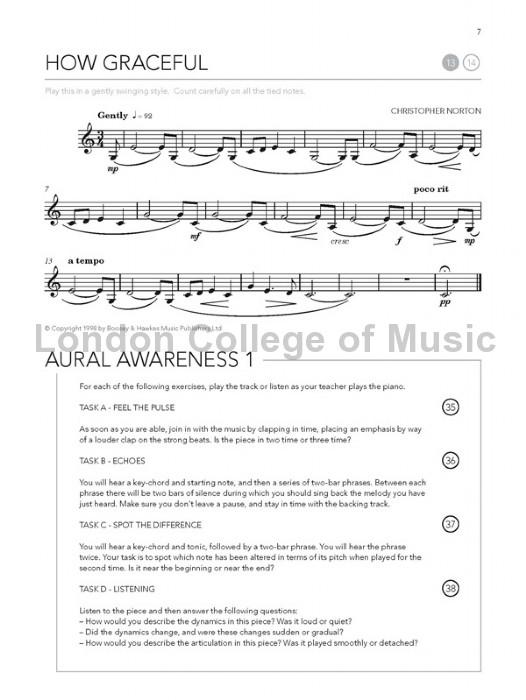 Various - Grade By Grade - Clarinet Grade 1