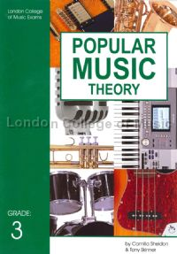 LCM/RGT Popular Music Theory Grade 3