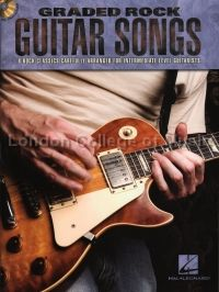 Graded Rock Guitar Songs (Book & CD)