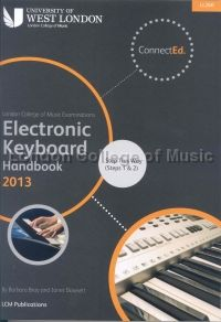 Electronic Keyboard Handbook 2013-2017 (Step This Way - Steps 1 & 2)