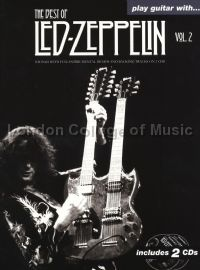Play Guitar With... The Best Of Led Zeppelin Vol.2 (Book & CD)